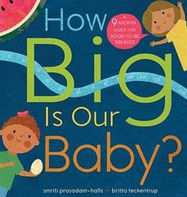 Usborne How Big is our Baby?