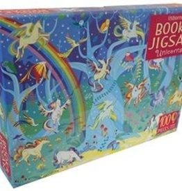 Usborne Unicorns Puzzle & Book