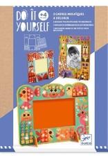 Djeco Animal World Mosaic Frames