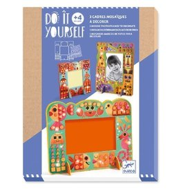 Djeco Animal World Mosaic Frames