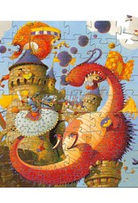 Djeco Vaillant & Dragon Puzzle