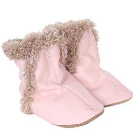 Classic Robeez Pink Bootie  0/6, 12/18M