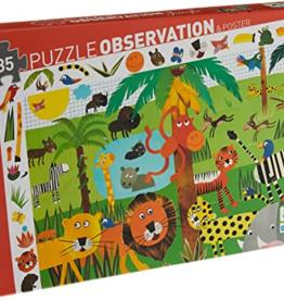 Djeco Observation Puzzles Jungle