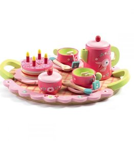 Djeco Lili Rose Tea Party Set