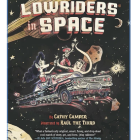 Chronicle Books Lowriders in Space #1