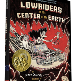 Chronicle Books Lowriders to the Center of the Earth #2