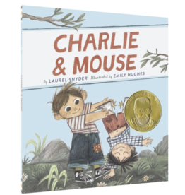 Chronicle Books Charlie & Mouse