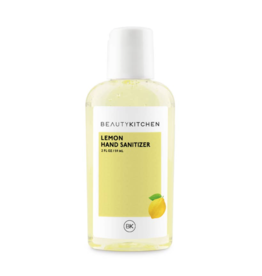 Beauty Kitchen Hand Sanitizer Lemon 2oz