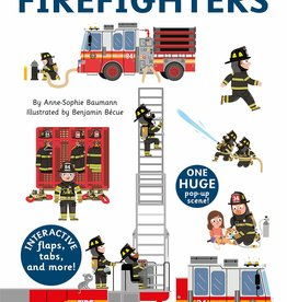 Chronicle Books Ultimate Spotlight: Firefighters