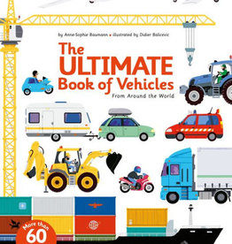 Chronicle Books Ultimate Book of Vehicles