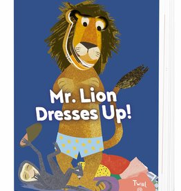 Chronicle Books Mr. Lion Dresses Up!