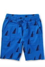 Tea Collection Sailboats Baby Shorts
