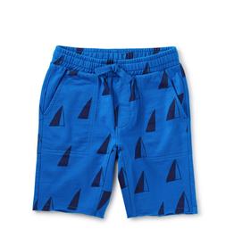 Tea Collection Sailboat Gym Shorts 5-7