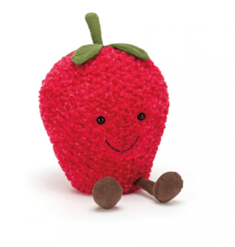 Jellycat Strawberry Amusable Large