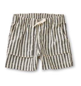 Tea Collection Camp Shorts Jet Black 8, 10