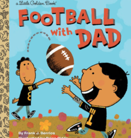 Random House Publishing Football with Dad book