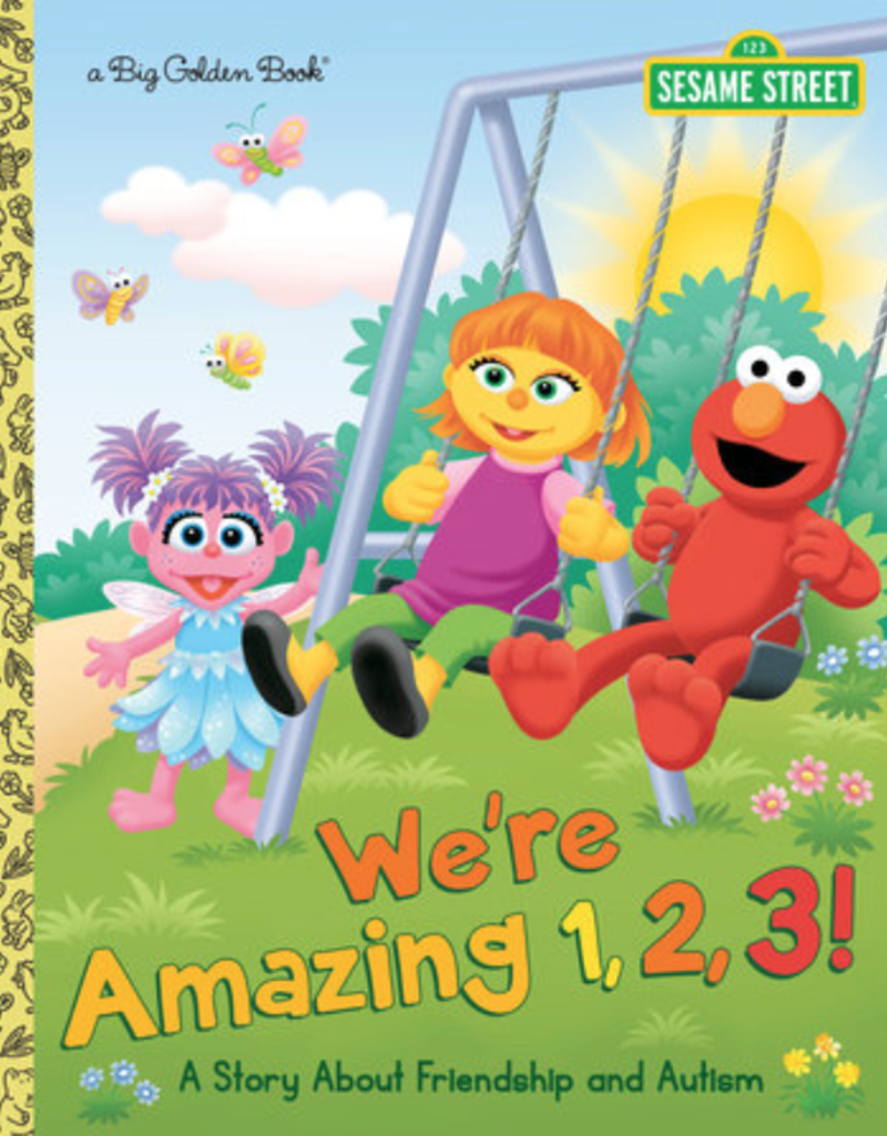 Random House Publishing We're Amazing 1,2,3 LGB book