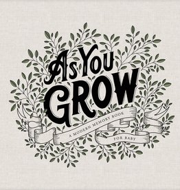 Random House Publishing As You Grow Memory Book