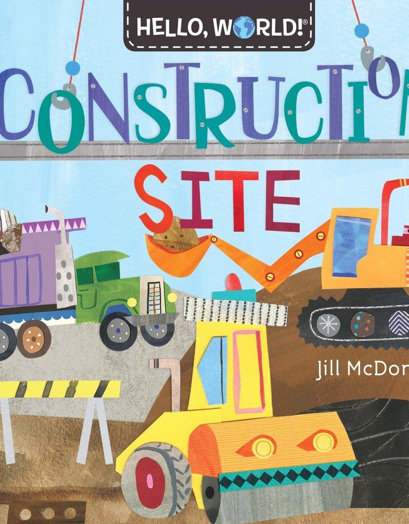 Random House Publishing Hello, World Construction Site