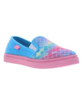 Oomphies Mermaid II Blue Shoes 10-12