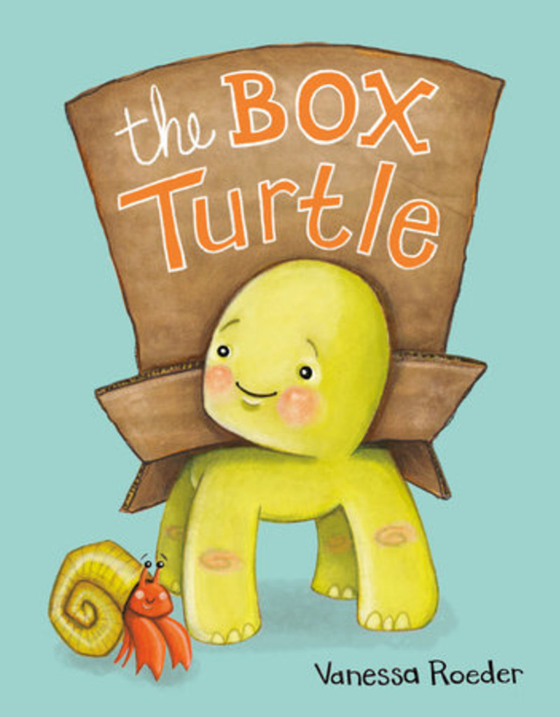 Random House Publishing The Box Turtle