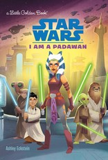 Random House Publishing Star Wars I am a Padawan