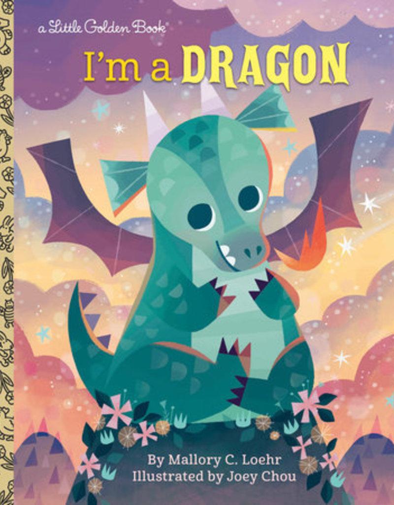 Random House Publishing Im a Dragon LGB