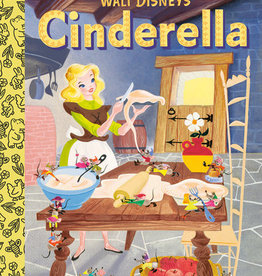 Random House Publishing Cinderella Little Golden Book
