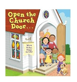 Random House Publishing Open the Church Door book