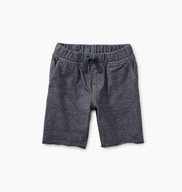 Tea Collection Denim Like Shorts Indigo 12/18, 18/24M