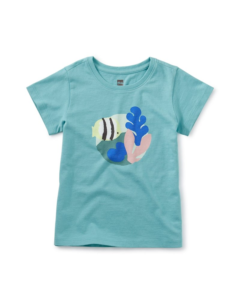 Tea Collection Under the Sea Graphic Tee