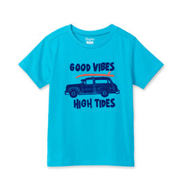Hatley Good Vibes Graphic Tee 2, 3