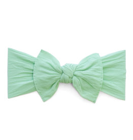 Baby Bling Bow Knot Bow Mint