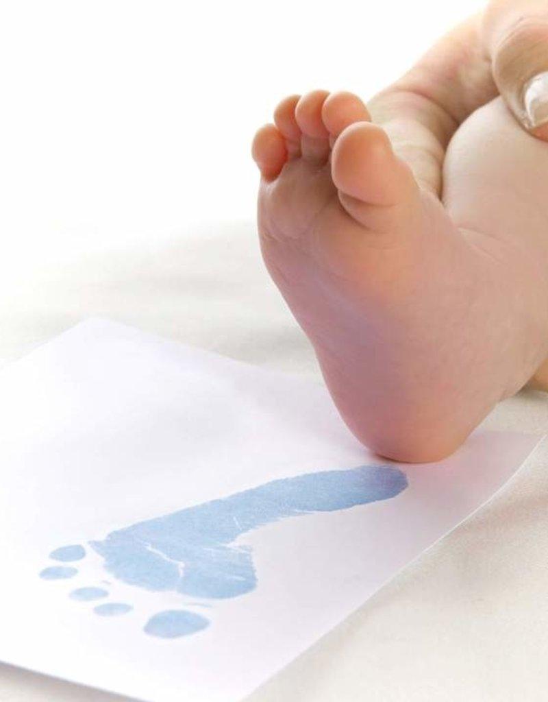 Evolved Parent Co. Baby Ink Inkless Print Kit Blue
