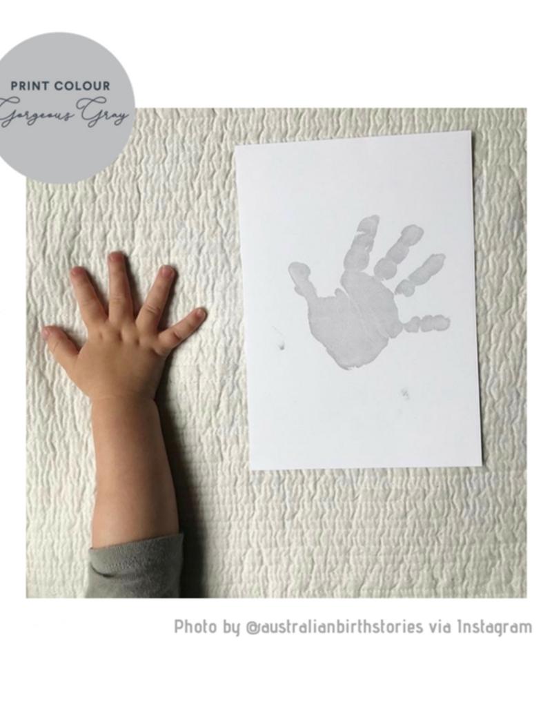 Evolved Parent Co. Baby Ink Inkless Print Kit Grey