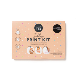 Evolved Parent Co. Baby Ink Inkless Print Kit Pink
