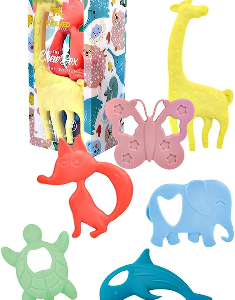 Evolved Parent Co. Chew Box Animals