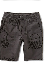 Tea Collection Gym Shorts Octopi