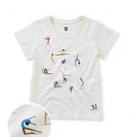 Tea Collection Gymnastics Gems Tee 5