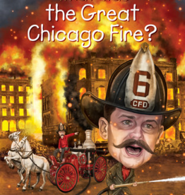 Random House Publishing What was the Great Chicago Fire?