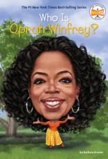 Random House Publishing Who is Oprah Winfrey?