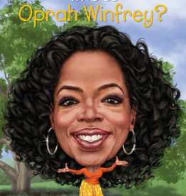 Random House Publishing Who is Oprah Winfrey?