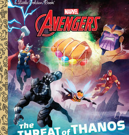 Random House Publishing Avengers: The Threat of Thanos