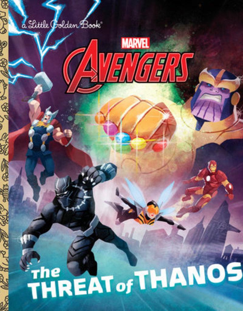 Random House Publishing Avengers: The Threat of Thanos LGB