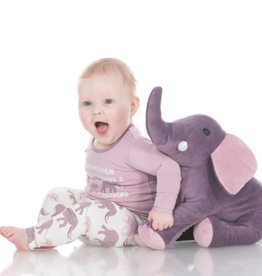 Kickee Pants Elderberry Elephant