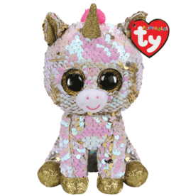 Ty Fantasia Sequin Unicorn