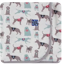 Kickee Pants Swaddle Natural Canine 1st Responders