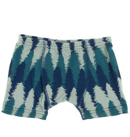 Kickee Pants Boxer Briefs Set Forestry/Military M(8/10)