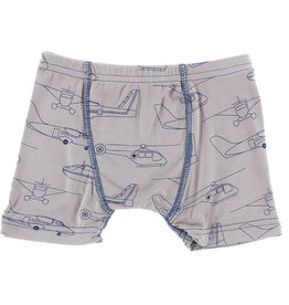 Kickee Pants Boxer Briefs Set Heroes in the Air/Law 3/4T-M(8/10)