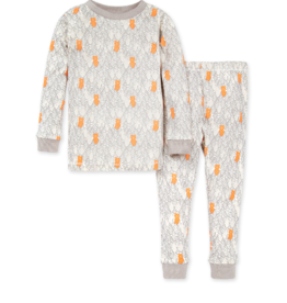 Burt's Bees Bears in Forest PJ Set 12M- 24M
